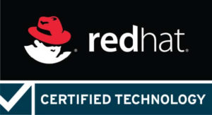 red hat certified technology logo